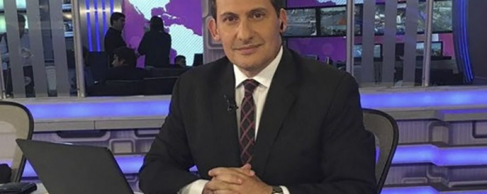 El periodista Paulo Kablan reveló en Twitter que tiene coronavirus – Télam