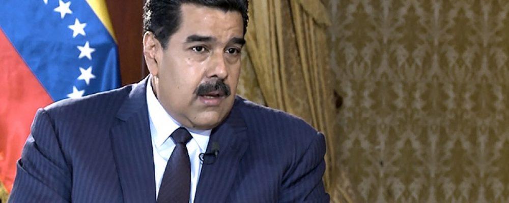 """Maduro dijo que una carta del canciller del Vaticano tiene """"odios"""", """"veneno"""" y """"cinismo"""" – Télam"""