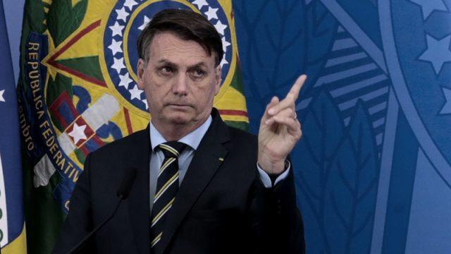 """Bolsonaro afirma que la economía argentina """"está yendo muy mal"""" – Télam"""