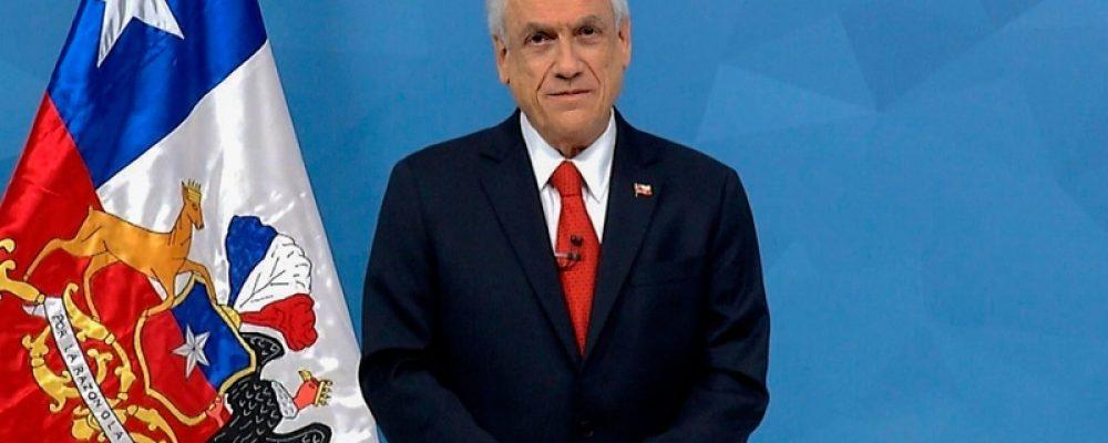 Piñera hace ajustes en su gabinete en medio de la crisis sanitaria por el repunte de la pandemia – Télam
