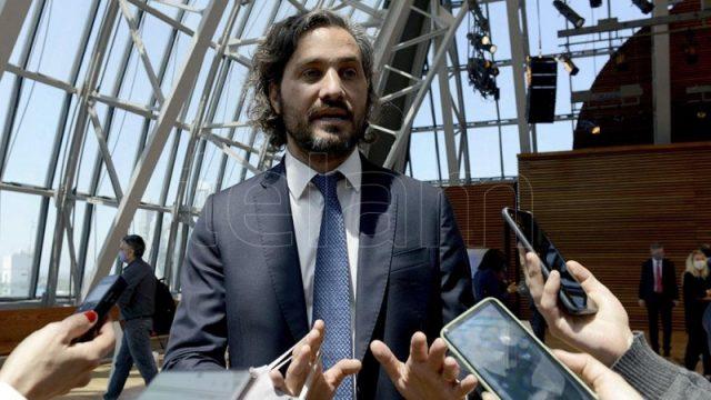 """Cafiero, sobre Boudou: """"Merece que sus derechos no sean pisoteados"""" – Télam"""