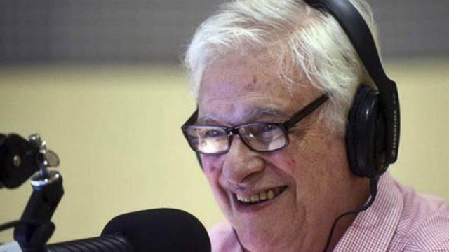 """Con """"zoomple"""" y la presentación de su biografía, Héctor Larrea festeja sus 82 años – Télam"""