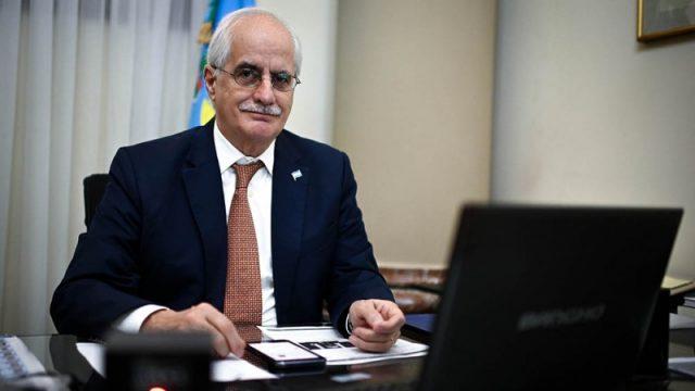 El ministro de Defensa, Jorge Taiana, se reúne con su par de Uruguay – Télam