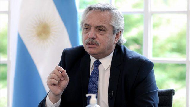 """Alberto Fernández: """"Aprovechemos la unidad para hacer crecer a la Argentina"""" – Télam"""