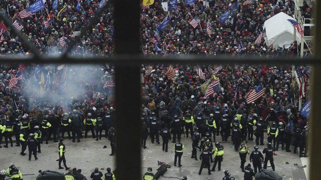 Hallaron muerto a un policía y sería el tercer suicidio ligado al ataque al Capitolio – Télam