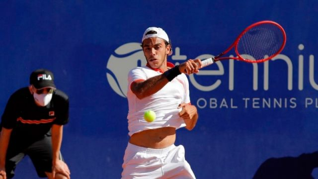 Francisco Cerúndolo venció a Andújar en un duro juego y es semifinalista – Télam