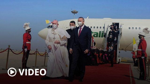 En histórica visita a Irak, Francisco pide por los cristianos y condena la injerencia extranjera – Télam