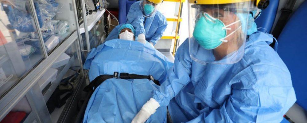 Récord de muertes diarias por coronavirus en Perú, a cuatro días de las elecciones – Télam