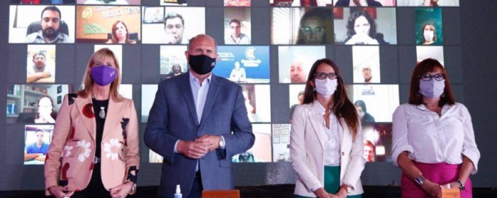 Perotti anunció la creación del Ministerio de Igualdad y Género en Santa Fe – Télam