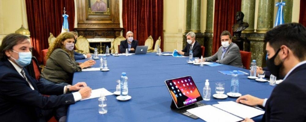 """Reunión en Diputados para hablar sobre proyecto de """"Alcohol Cero al Volante"""" – Télam"""