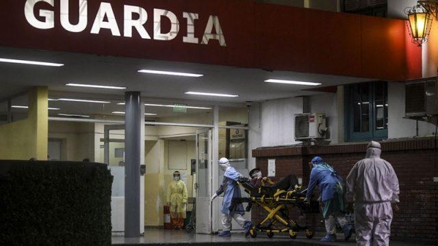 Ciudad: 51 muertes y 78,2% de ocupación en terapia intensiva en las últimas 24 horas – Télam