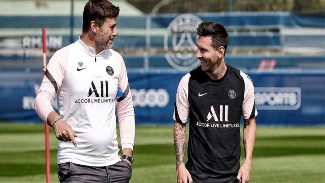 Pochettino confirmó que Messi está bien y será convocado para enfrentar al City – Télam
