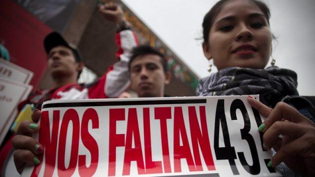 A siete años del ataque a los 43 de Ayotzinapa, estudiantes siguen la lucha en todo México – Télam