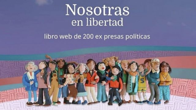 «Nosotras en libertad», un libro que reúne testimonios de 200 ex presas políticas – Télam