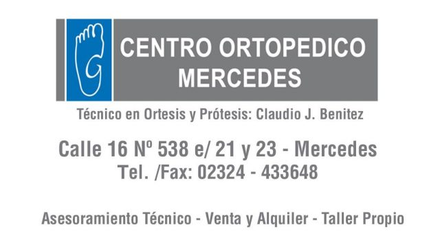 Centro Ortopédico Mercedes