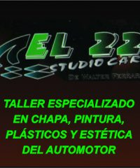 El 22 Studio Car