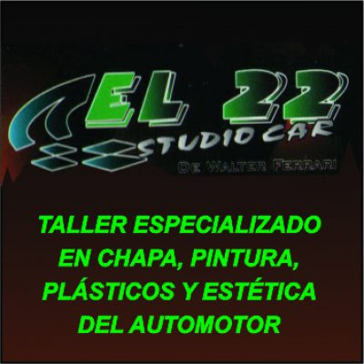 El 22 Studio Car