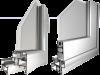 Aluminio línea alta prestación