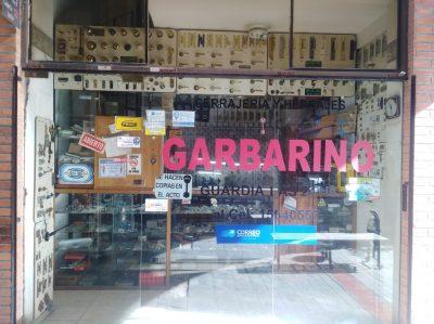 Cerrajería y Herrería Garbarino 24 hs.