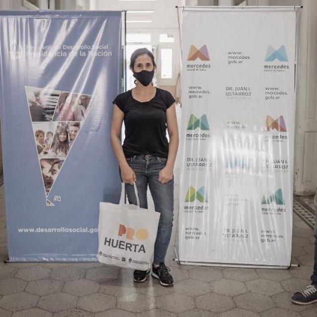 Entregan semillas del programa Pro HuertaEl Nuevo Cronista