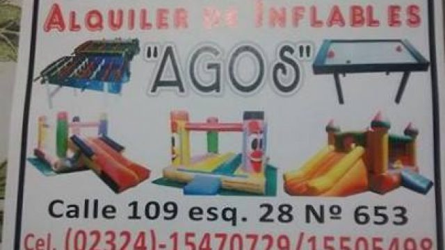 Inflables Agos