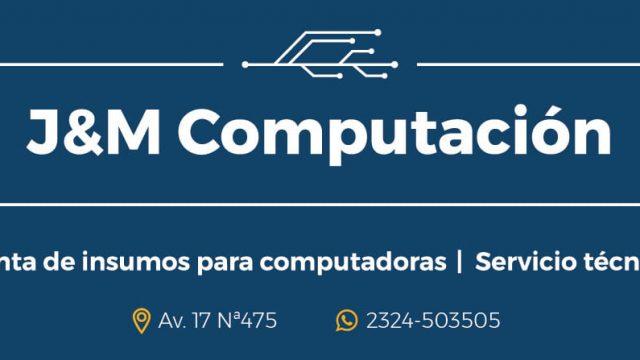 J & M COMPUTACIÓN