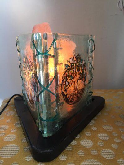 Lámpara de sal II