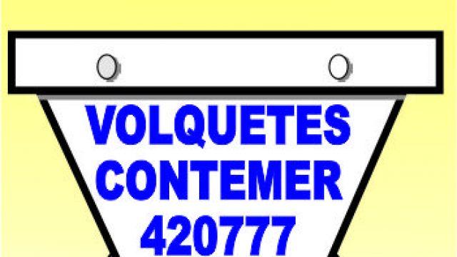 Contemer Volquetes