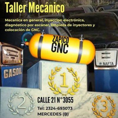 Zapico GNC