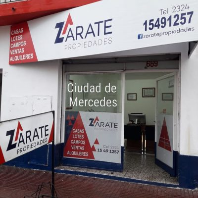 Zárate frente local