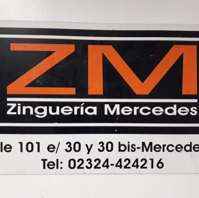 Zinguería Mercedes